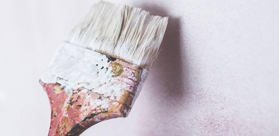 Malowanie pędzlem