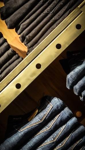 Wygodne jeansy
