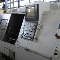 Działanie tokarek CNC