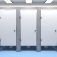 Jak wybrać kabinę sanitarną do miejsca publicznego?